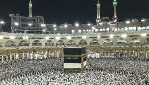 Suudi Arabistan 2021 yılında hac ibadeti için yurtdışından kimsenin kabul edilmeyeceğini açıkladı