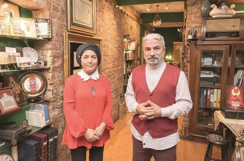 Ayşe Olgun'un haberi: Ailenin temel taşı tarihi belgelerde
