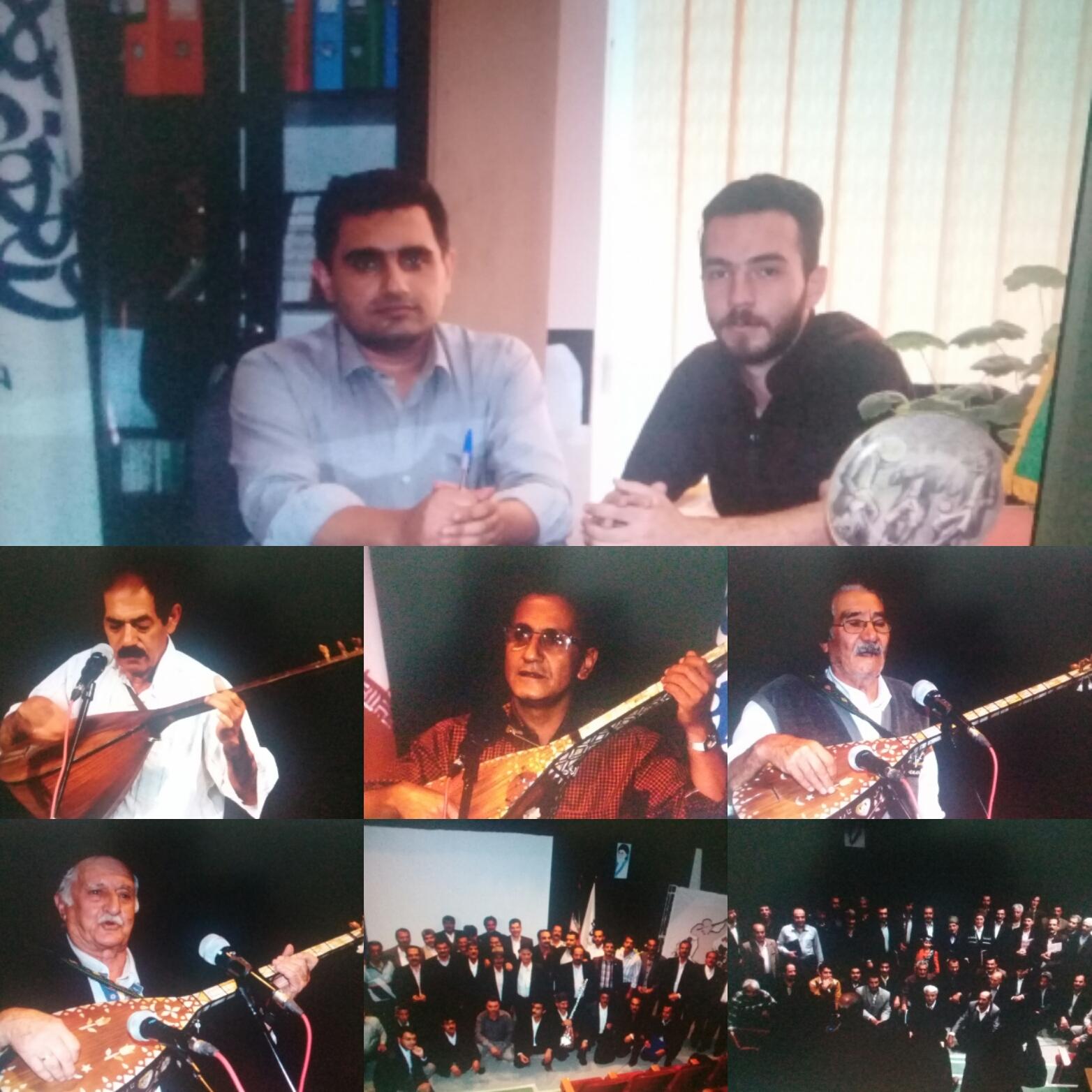 İran Batı Azerbaycan aşıklar derneği