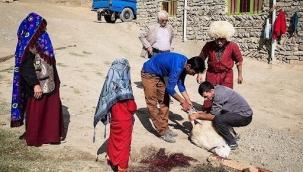 İran Türklerinin geleneksel kurban bayramı kutlamaları
