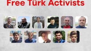 İzmir'deki Güney Azerbaycan Türkleri İran Rejimine Karşı Eylem Yapacak