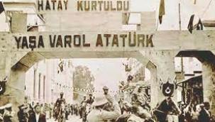 """Mehmet BİLGEHAN: ATATÜRK'ÜN SON EN BÜYÜK ZAFERİ """"KIRK ASIRLIK TÜRK YURDU HATAY"""""""