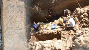 Türkistan'ın Abay köyünde Ortaçağ'dan kalma tarihi eserler bulundu
