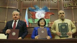 Türkiye, Azerbaycan ve Pakistan, Bakü Beyannamesi'ne imza attı
