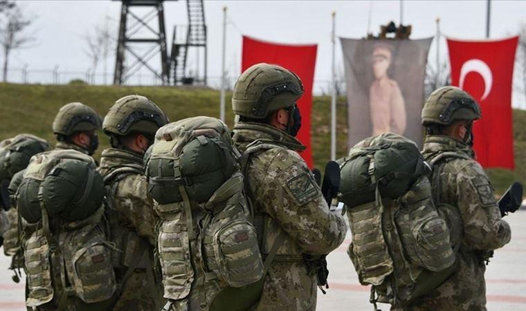 """Türkiye'de 7 ülkenin özel kuvvet askerlerinden """"Anadolu-21"""" tatbikatı"""