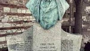 Zeki Velidî Togan'ın anıtı
