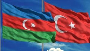 Azerbaycan Türkiye`yle tek yürek oldu!