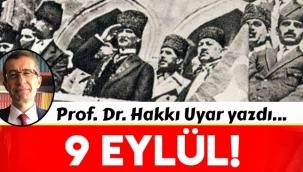 9 Eylül ve İzmir
