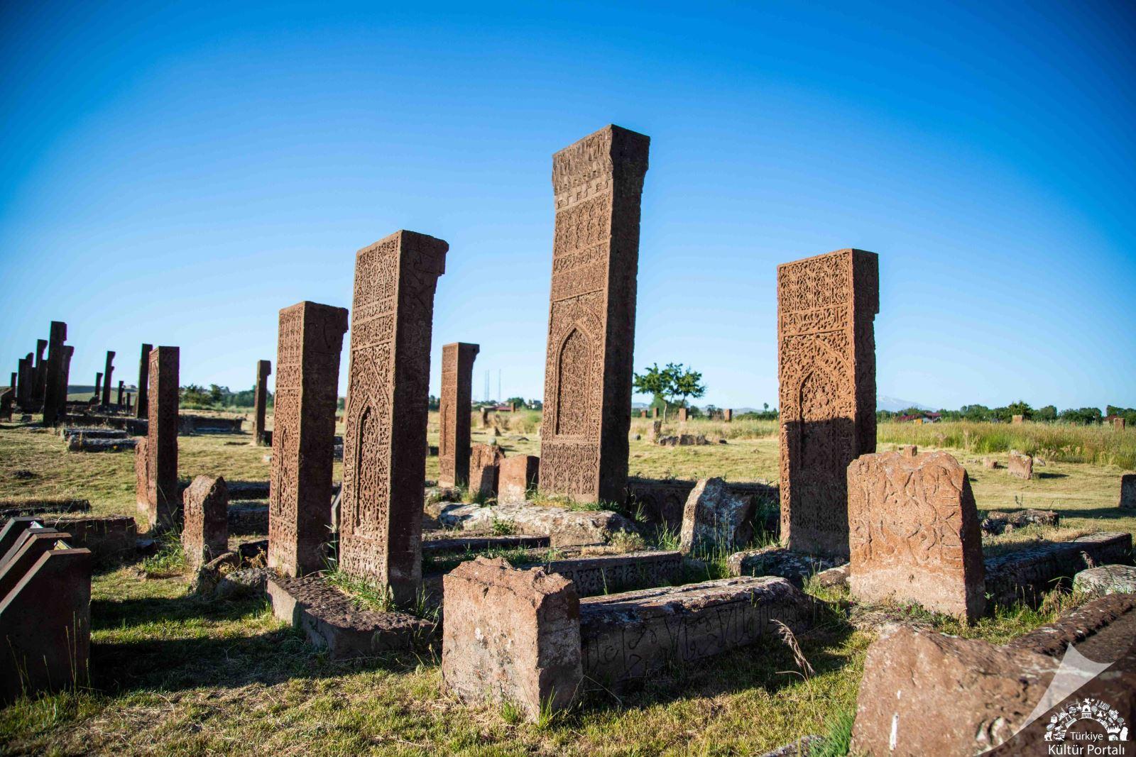 Ahlat Selçuklu Mezarlığı