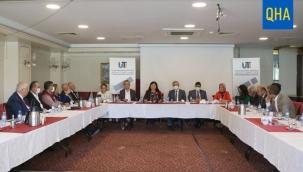 Akademisyenler, Ankara'da tanıtılan Uygur İnsan Hakları Projesi'ni değerlendirdi