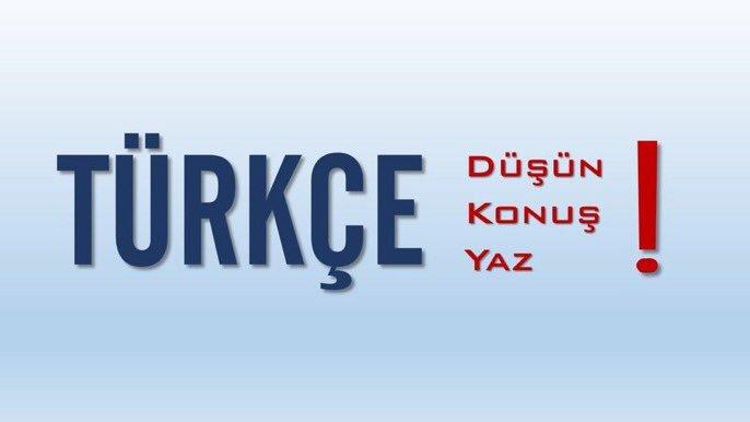Devletimizin dili Türkçedir; konu kapanmıştır!