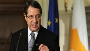 GKRY lideri Anastasiadis, Kıbrıs'ta iki devletli çözümü istemediğini açıkladı!