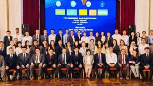 Türk Konseyi Üçüncü Genç Liderler Forumu Kırgızistan'ın Oş kentinde düzenlendi
