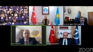 Ahmet Yesevi Üniversitesi IX. Uluslararası Türkoloji Kongresi Başladı