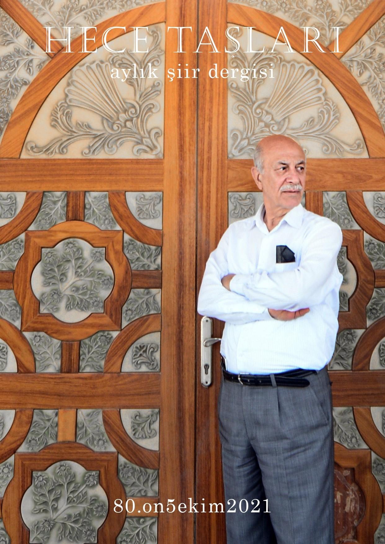 Hece Taşları Şiir Dergisi Metin Önal Mengüşoğlu özel sayısını yayımlandı
