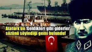 İbrahim Güray AYTEKİN YAZDI: İSTANBUL'UN KURTULUŞU DESTANI ( GELDİKLERİ GİBİ GİTTİLER )