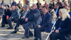 Kazak Atamanlığının tarihi şehri Baturin'de Ukrayna-Kırım tarihi ilişkileri anıldı