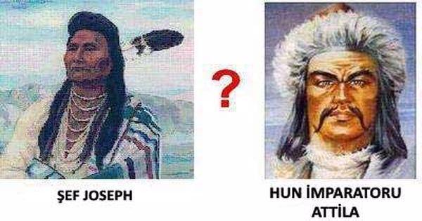 Kızılderililerle Akrabalığımız - Yazar: Mustafa İmir