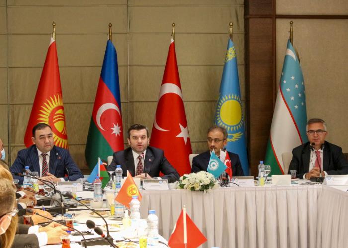 Türk Konseyi Yargı Akademileri Toplantısı Ankara'da gerçekleştirildi