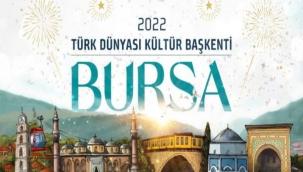 Yeni seçilen Türk Dünyası Kültür Başkenti Bursa'da hazırlıklar hızla sürüyor