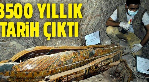 3500 yıllık firavun!