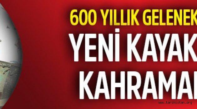 600 yıllık gelenek