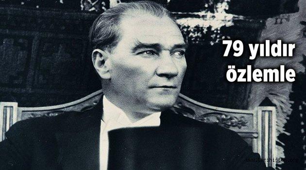 79 YILDIR ÖZLEMLE