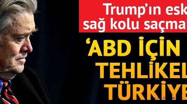 ABD için en tehlikeli Türkiye