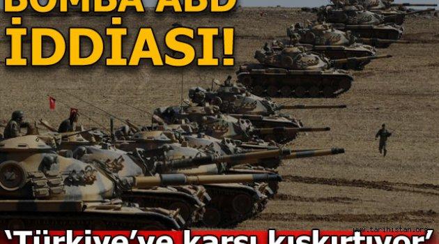 ABD Suriye'de aşiretleri Türkiye'ye karşı kışkırtıyor...