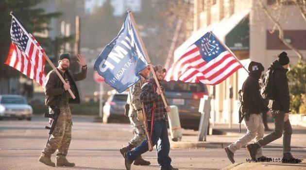 ABD'de iç savaş sinyali