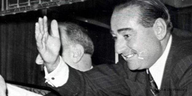Adnan Menderes vefatının 58. yıl dönümünde anıldı