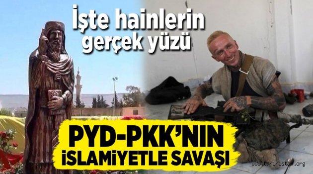 Afrin'deki PKK'nın gerçek yüzü