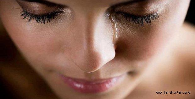 Ağlamaktan çekinmeyin