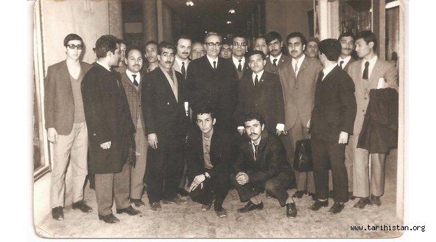 Zeki Velidi Togan, Arif Nihat Asya ve Ahmet Kabaklı'nın İlk Kez Yayınlanan Fotoğrafları