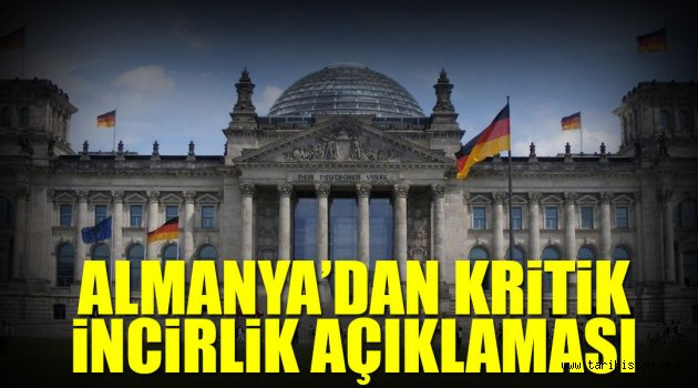 Alman milletvekillerinin İncirlik'i ziyaret talebi