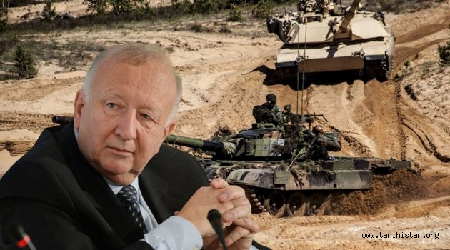 Almanya Eski Savunma Bakanı Uyardı: Savaş yolundayız