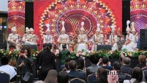 ALTIN ORDA DEVLETİ'NİN KURULUŞUNUN 750. YILI KAZAKİSTAN'DA KUTLANDI