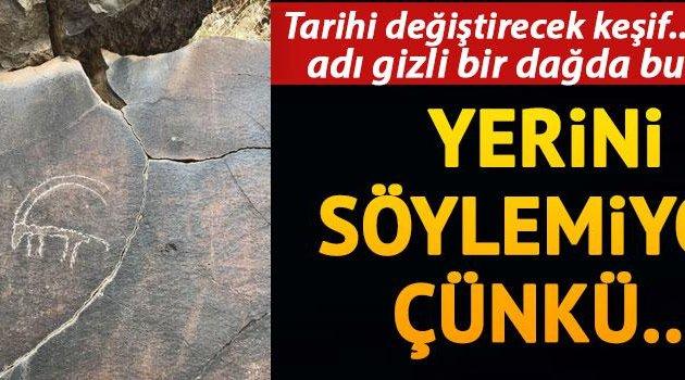 Anadolu'da 5 bin yıllık Türk izleri