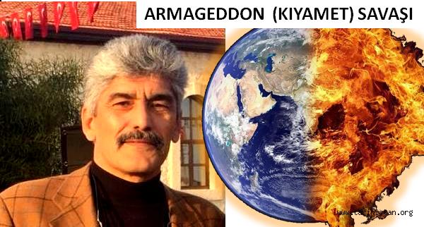 ARMAGEDDON (KIYAMET SAVAŞI) - Yazan: Veli Metin Türkoğlu