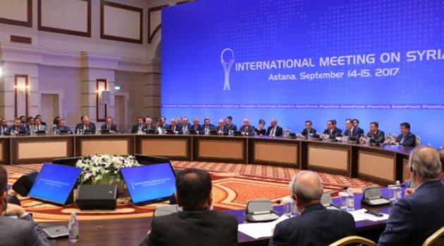 Astana'da toplanan garantörler İdlip için anlaşmaya vardı