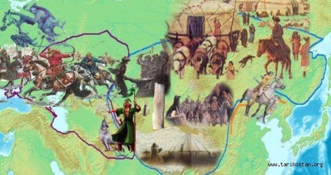 Asya'dan Anadolu'ya Türk tarih yolculuğu