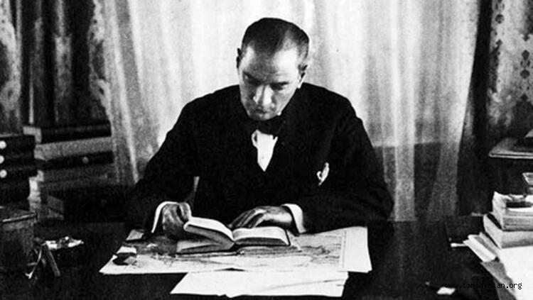 Atatürk'ün Vasiyetine Saygı Gösterelim/ Prof. Dr. Mehmet Saray