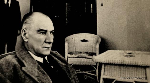 Atatürk'e Göre Türk Vatanı