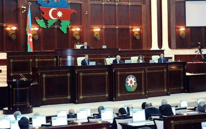 AZERBAYCAN'DA MECLİSİN DAĞITILMASI KARARI ONAYLANDI