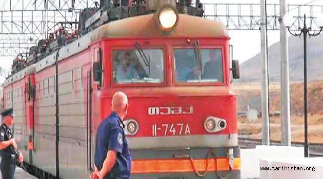 Bakü-Tiflis-Kars hattı ekim sonu hizmette
