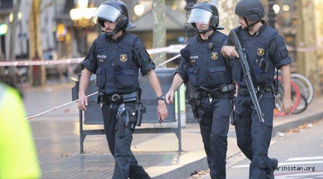 Barcelona'daki terör saldırısını DEAŞ üstlendi