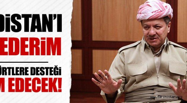 "Barzani bardağı taşırdı: ""Kürdistan'ı ilan Ederim"""