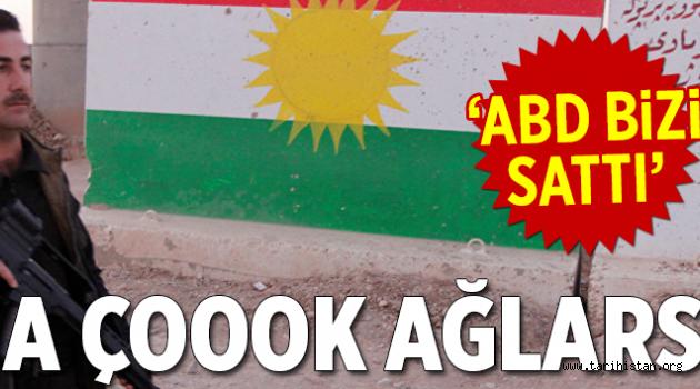 Barzani ve adamlarından ABD'ye isyan.