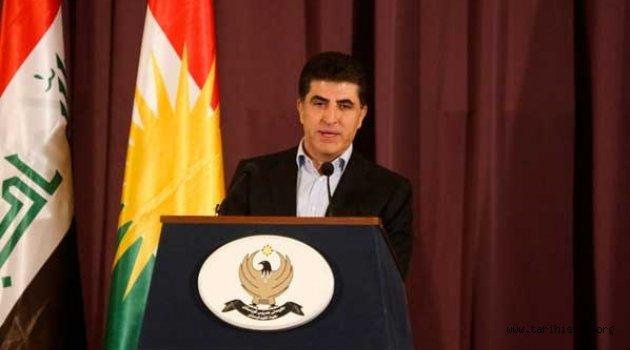 Barzani'den Türkiye'ye teşekkür