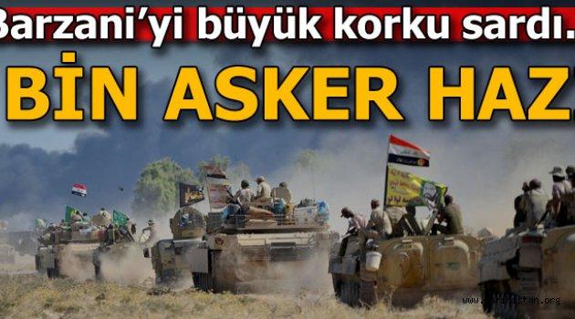 Barzani'yi büyük korku sardı!